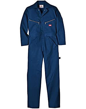 Drop Ship 8.75 oz. Deluxe Coverall - Cotton