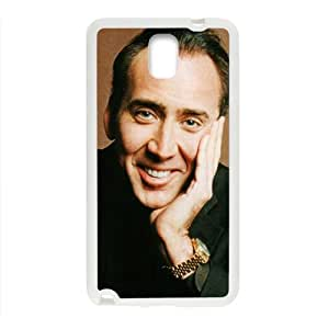 Nicolas Cage White samsung galaxy note3 case