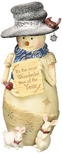 Pavilion Gift Company Pavilion-It's The Most Wonderful Time of The Year-9 Inch Collectible Figurine 9