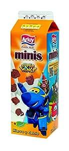 Arluy Galletas Minis Super Wings - Paquete de 12 x 275 gr - Total: 3300 gr