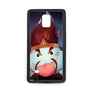 Personalised Phone case League of Legend Poro series For Samsung Galaxy Note 4 N9100 S1T3636