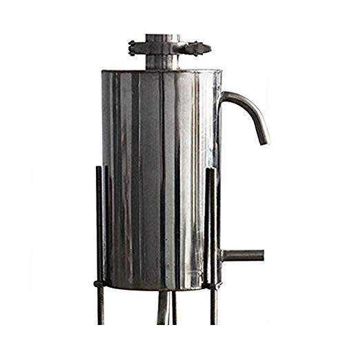 12/22/36/50/70L 3/5/9/13/18 Gal Home Distiller Moonshine Still Alcohol Whisky Water Alcohol Boiler Stainless Steel Brew Kit Wiine Making by WMN_TRULYSTEP (Image #4)