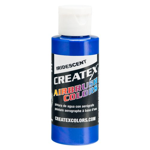 1 Gal. of Createx Irid Electric Blue #5505 CREATEX AIRBRUSH COLORS Hobby Craft Art PAINT by Createx