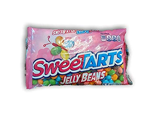 (Wonka Sweetarts Jelly Beans Easter Bag, 14-Ounce)
