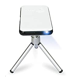 Ovtech Mini Smart Projector Android 4 4 Quad Core Portable Dlp 8g With Hdmi Usb Speaker Bluetooth 4 0 Support Web Browser Netflix Youtobe Eshare Function