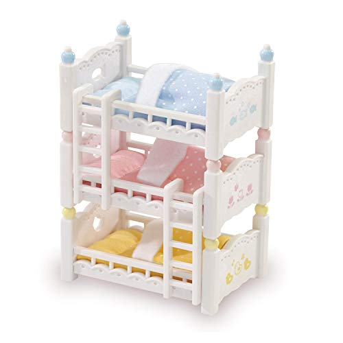 Calico Critters Triple Baby