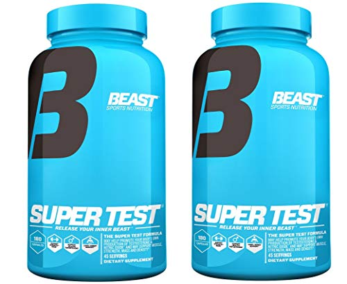 Beast Sports Professional Testosterone Supplement