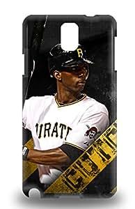 High Grade Flexible Tpu 3D PC Case For Galaxy Note 3 MLB Pittsburgh Pirates Andrew McCutchen #22 ( Custom Picture iPhone 6, iPhone 6 PLUS, iPhone 5, iPhone 5S, iPhone 5C, iPhone 4, iPhone 4S,Galaxy S6,Galaxy S5,Galaxy S4,Galaxy S3,Note 3,iPad Mini-Mini 2,iPad Air )