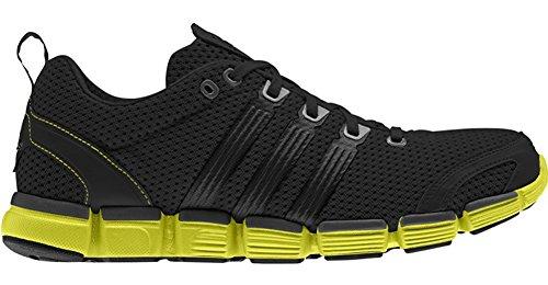 adidas Zapatillas de Running de Material Sintético Para Hombre Negro Negro