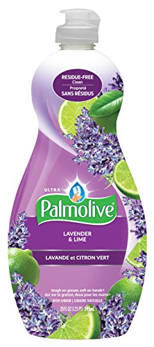 Palmolive Ultra Liquid Dish Soap, Lavender and Lime - 20 fluid - Palmolive Dishwashing Soap