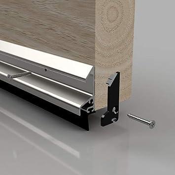 Stormguard 07sr5640914a 914mm XRD Deflector de lluvia con junta de goma–aluminio