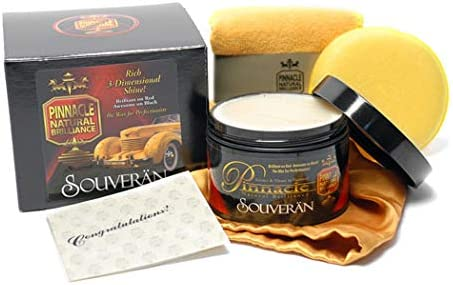 Pinnacle Natural Brilliance PIN-312 Souveran Paste Wax
