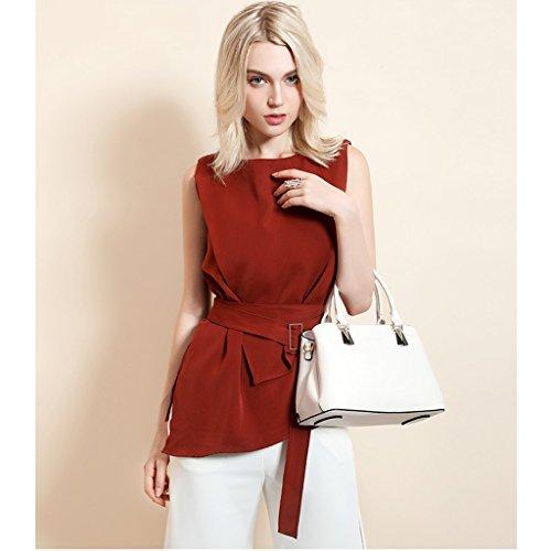 The A States JIUTE Color Female Messenger Fashion Bag Shoulder Leisure Ms A Bag Europe Shoulder United And Messenger w7Txw4Rv