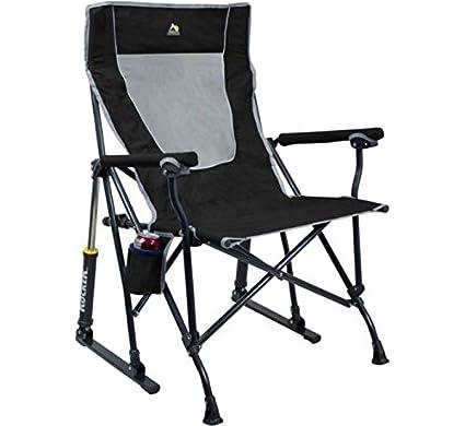 Surprising Gci Outdoor Roadtrip Rocker Chair Black Cjindustries Chair Design For Home Cjindustriesco