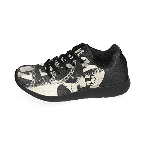 ... Interestprint Zombie Sport Joggesko For Menn Skull 1 ...
