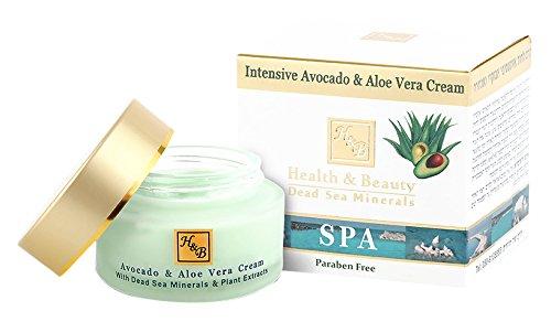 H&B Intensive Avocado & AloeVera Cream from Health and Beauty Dead Sea
