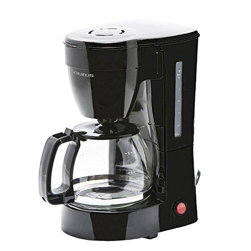Taurus Coffeemax 6 Cafetera de Goteo, color Negro