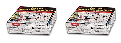 8 piece Quick Fist Clamp Mounting Kit (2-(Pack))