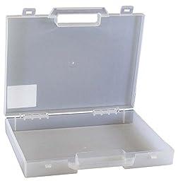 Plastic Briefcase File Carrier