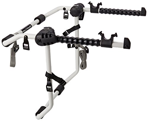 Hollywood Racks Gordo 2-Bike Trunk Mount Rack for Beach Cruisers
