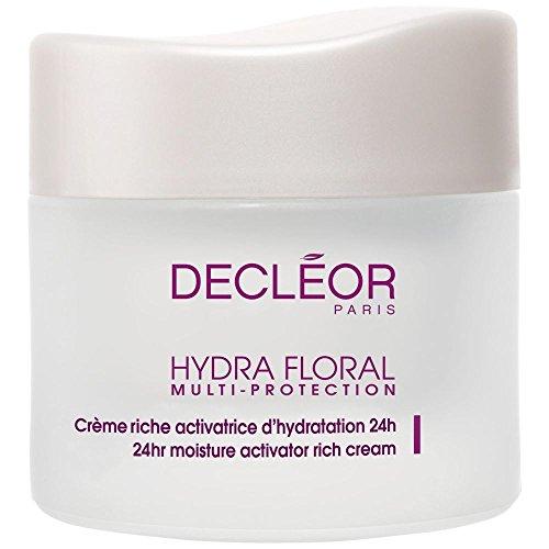 (Decléor Hydra Floral Multi Protection Rich Cream 50ml)