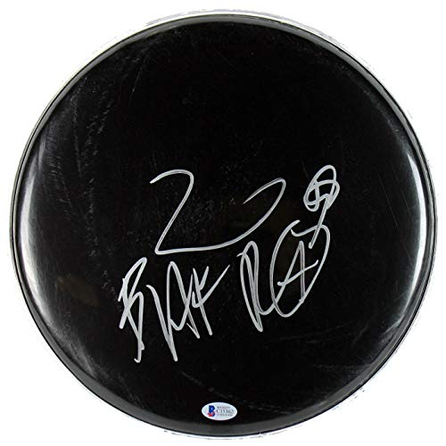 Jello Biafra Dead Kennedys Authentic Autographed Signed 12 Inch Drum Head - Beckett Authentic