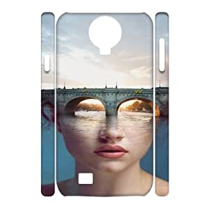 SamSung Galaxy S4 I9500 Abstract pattern 3D Art Print Design Phone Back Case Customized Hard Shell Protection MN084347