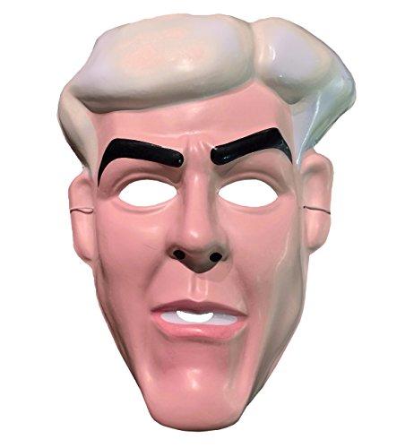 Ric Flair Costume Mask -