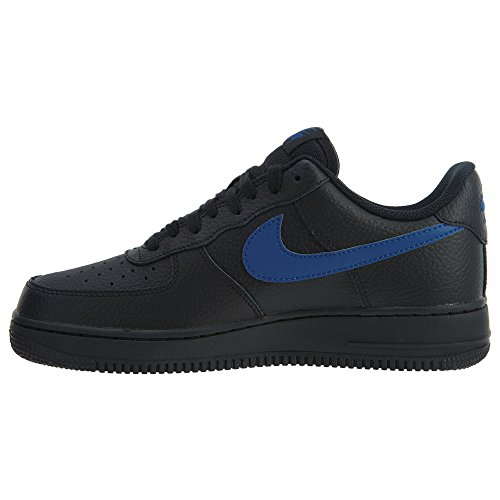 Nike Wildedge 315951001, Baskets Mode Homme Black/Gym Blue