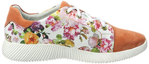 Laura Vita Damen Delphine 17 Sneaker Orange (orange)