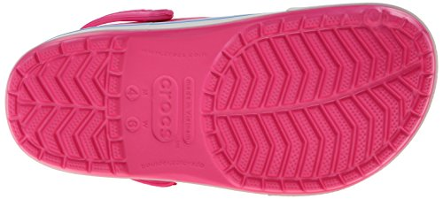 Crocs Unisex Crocband Ii.5 Candy Pink / Bluebell