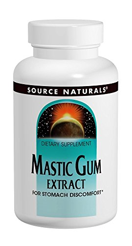 SOURCE NATURALS Mastic Gum Extract 500 Mg Capsule