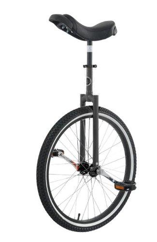 Club 24'' Unicycle-Black