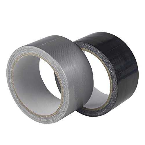 """Professional Grade 2 Pack Duct Tape 1.88"""" x 10Y x 7.5mil Thi"""