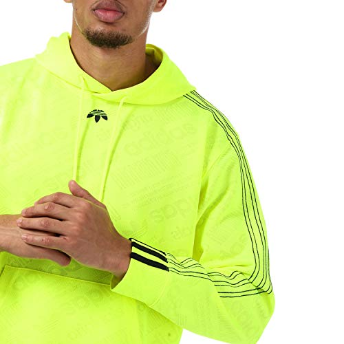 Wang Jacquard Alexander Adidas Sweat Men Originals Yellow SxPO1O
