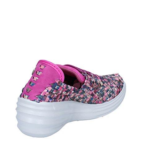 Para De Zapatillas Mujer Pregunta Multicolor Tela qg8pgtw
