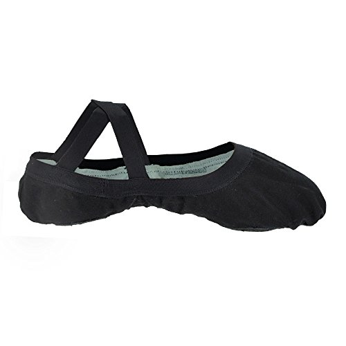 Bloch Elastic Black Ballet Womens Pro Shoes rzFq6RrU