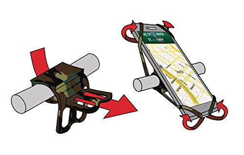OTG-Strap (On The Go Strap)- Bike mount Phone holder or G...