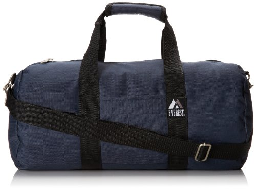 Everest 16 Inch Round Duffel Navy product image