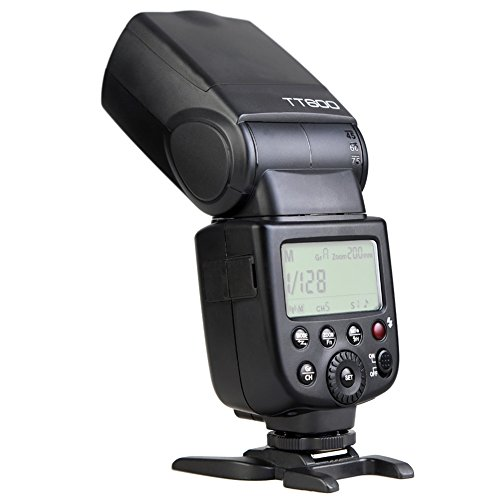 AllGreen Godox TT600 Speedlite Flash with Built-in 2.4G Wireless Transmission for Canon, Nikon, Pentax, Olympus and and other Digital Cameras with Standard Hotshoe