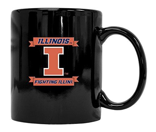 - Illinois Fighting Illini Ceramic Mug 2-Pack