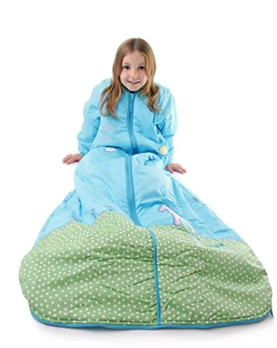 Amazon.com: Slumbersafe Winter Kid Sleeping Bag Long Sleeves 3.5 Tog - Pony, 6-10 years/XXL: Baby
