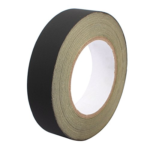 uxcell 30mm x 28M Black Insulating Acetate Cloth Adhesive Tape For Laptop Transformer Coils Repair by uxcell