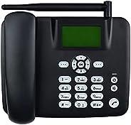 Teléfono De Escritorio GSM Inalámbrico, Teléfono De Escritorio Con Ranura Para Tarjeta SIM, Teléfono Fijo, Tel