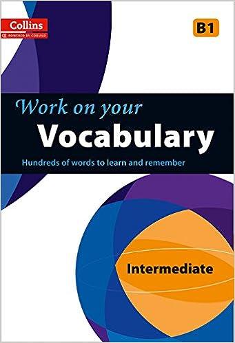 Vocabulary: B1 Descargar Epub Gratis