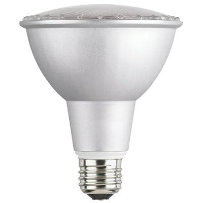 Westinghouse 3669500 PAR30 15-Watt Compact Fluorescent Lamp with Aluminum Reflector