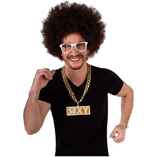 LMFAO Sexy Chain Necklace Costume Accessory Adult LMFAO Halloween]()