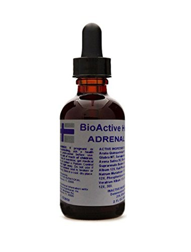 Bioactive Homeopathic Adrenal Tonic 2fl Oz by Bio-Active