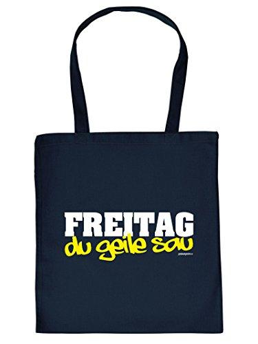 FREITAG - -Tote Bag Henkeltasche Beutel mit Aufdruck. Tragetasche, Must-have, Stofftasche. Geschenkidee