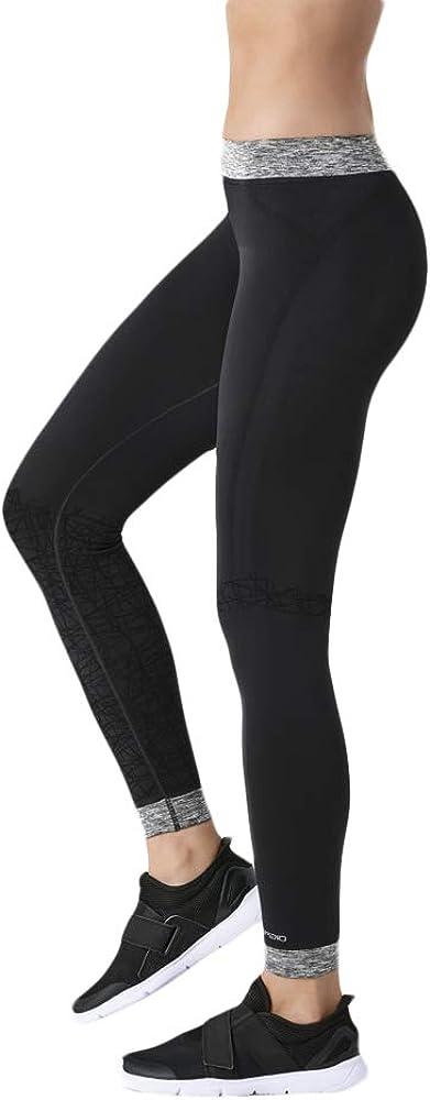 Selente Fit for Fun Completo Fitness Donna combinabile con Tecnologia Seamless: Leggings Reggiseno Sportivo Maglia o Pantaloncini Made in Italy.